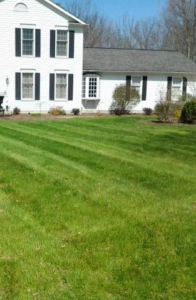 hudson ohio, aeration, core aerating, lawn care, mowing,