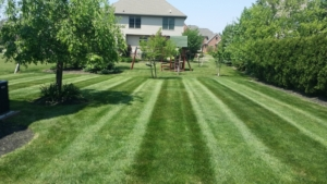 uniontown ohio lawn aeration, richfield oh,