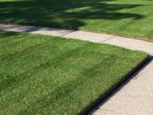 lawn striping, sidewalk edging, commercial, residential, mowing service, professional lawn care, firestone ohio, akron oh, 44314, 44301,
