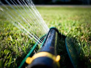 water, watering, watered, akron ohio, cuyahoga falls, aeration, core aerating, turf aeration, soil, compacted soil, thatch,